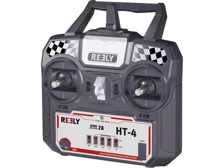 Reely HT-4 RC handzender 2.4 GHz Aantal kanalen: 4