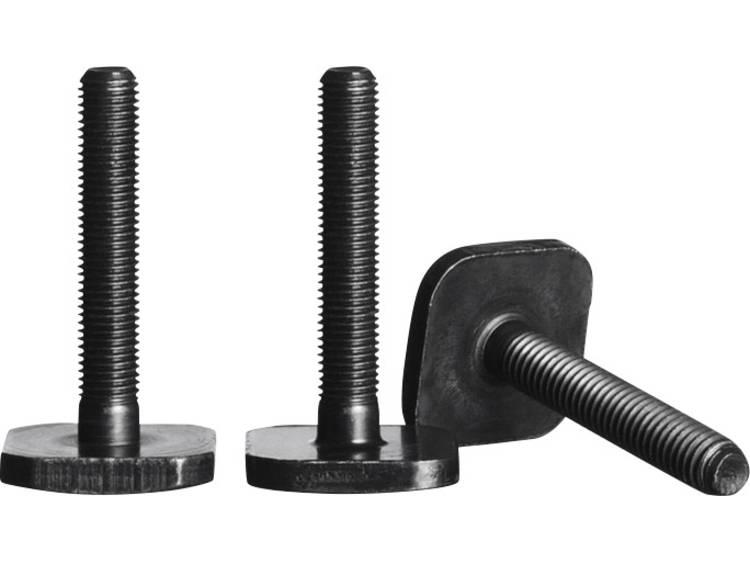 Thule FreeRide T Track 889201 Adapter (b x h x d) 20 x 35 x 20 mm Geschikt voor T Nut dakstangen