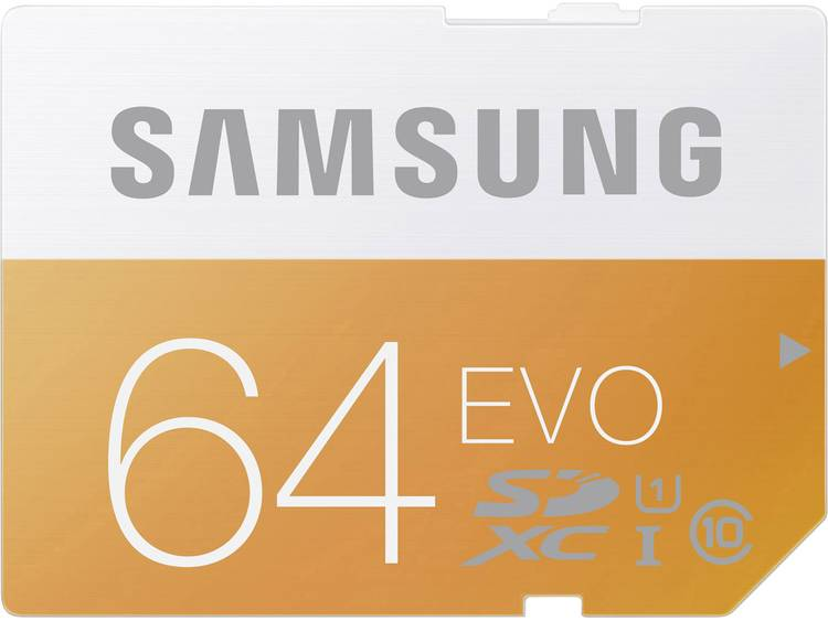 SDHC Class 10 64GB EVO