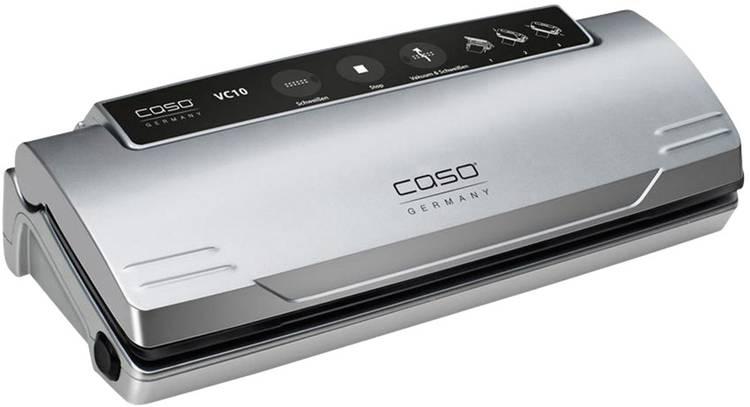 Image of CASO VC10 Sealmachine met 10 gratis professionele zakjes