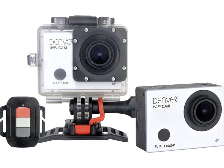 Denver ACT-5030W Actioncam Full-HD, WiFi, Intern geheugen