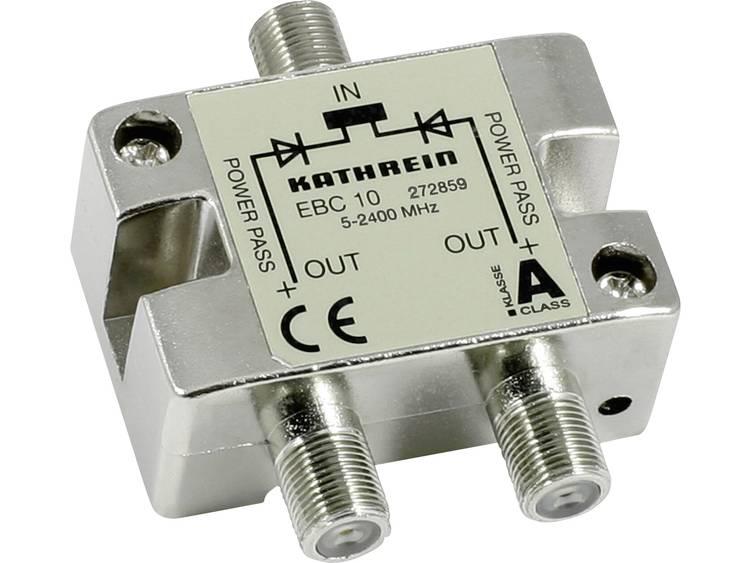 Kathrein EBC 10 SAT-verdeler 2-voudig 5 - 2400 MHz