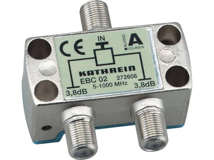 Kathrein EBC 02 Kabel-TV verdeler 2-voudig