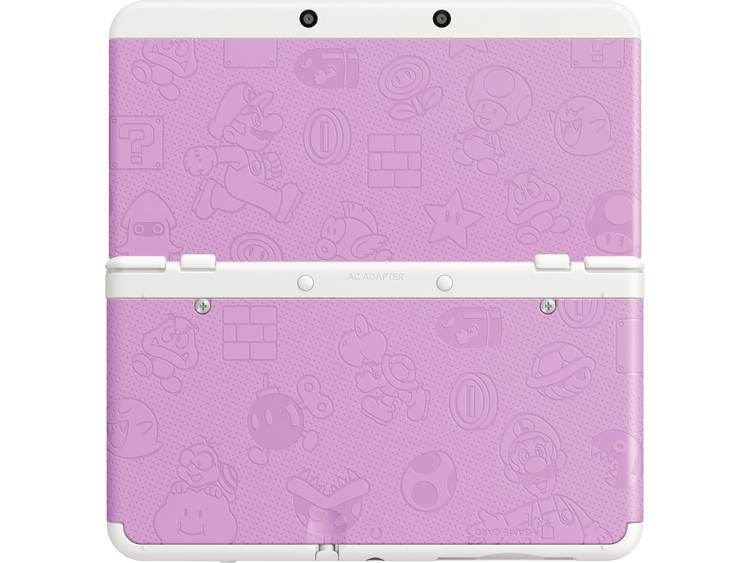 Nintendo New 3DS Coverplate Red