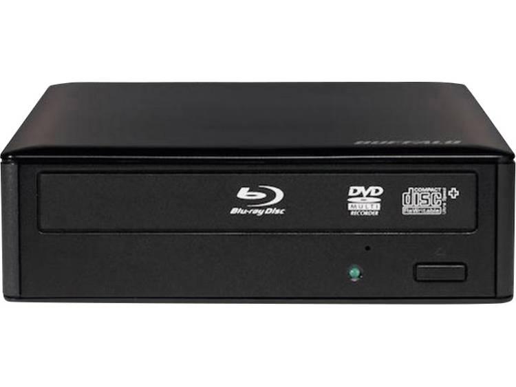 Buffalo BRXL-16U3-EU Externe Blu-ray brander Retail USB 3.0 Zwart
