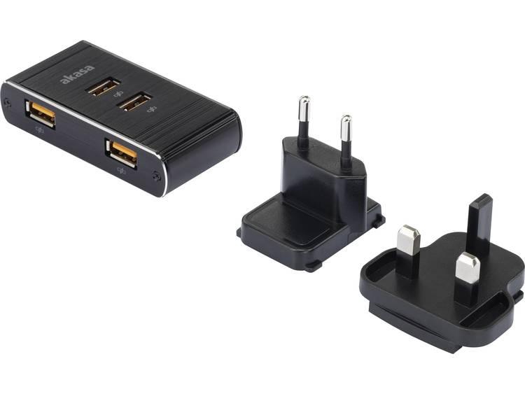 FPS-3500-4 USB-oplader Thuislader Uitgangsstroom (max.) 3500 mA 4 x USB