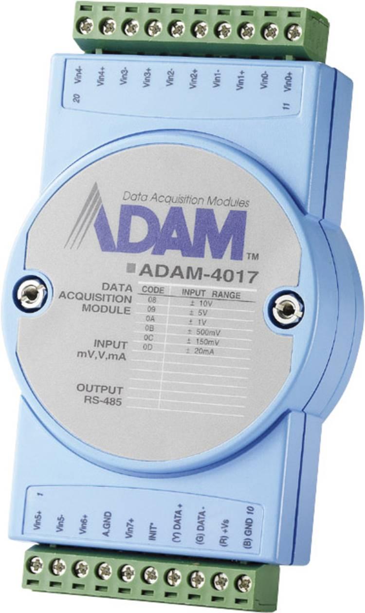 Advantech ADAM-4017 Ingangsmodule Analog Aantal ingangen: 8 x 12 V/DC, 24 V/DC