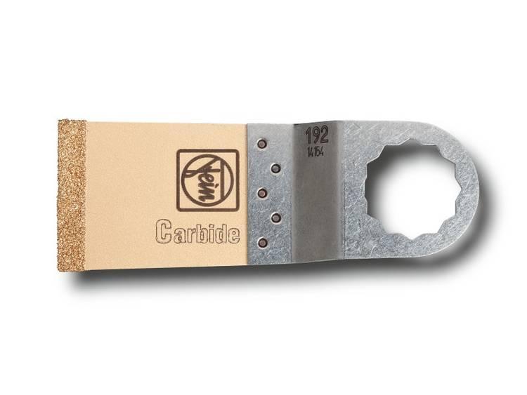 Hardmetaal Invalzaagblad 35 mm Fein E-Cut 63502192010 Geschikt voor merk Fein SuperCut 1 stuks