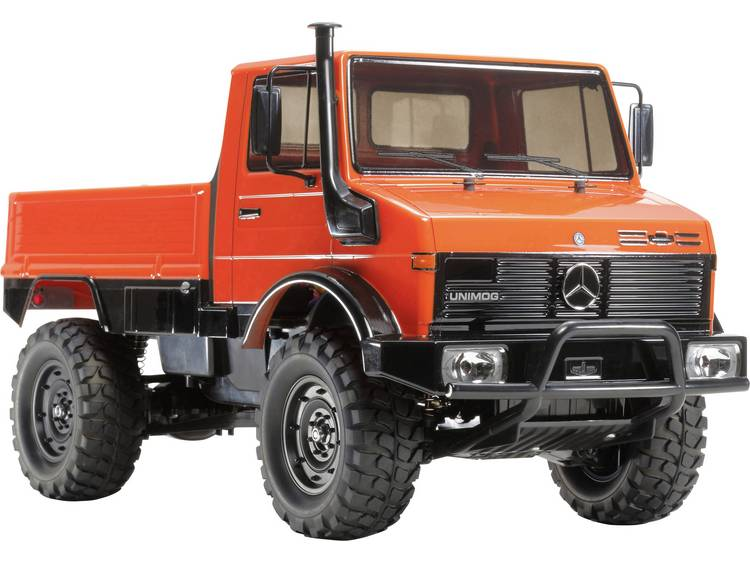 Tamiya Unimog 425 Brushed 1:10 RC auto Elektro Crawler 4WD Bouwpakket
