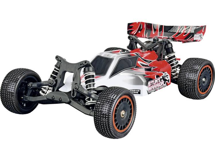 Carson Stunt Warrior Brushed 1:10 RC auto Elektro Buggy 2WD 100% RTR 2.4 GHz