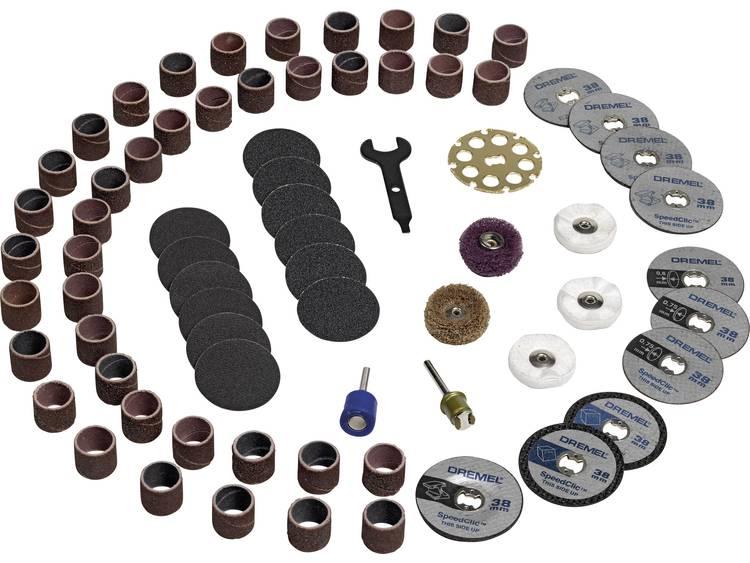 Dremel accessoireset (70-delig)