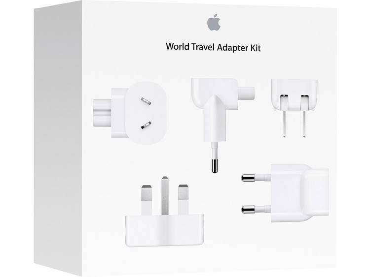 Apple Apple World Travel Adapter Kit (MD837ZM-A)