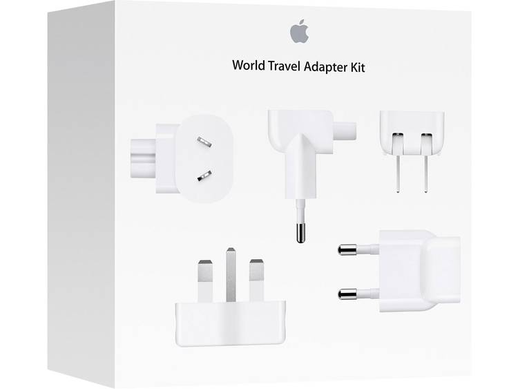 Apple Apple World Travel Adapter Kit (MD837ZM-A)