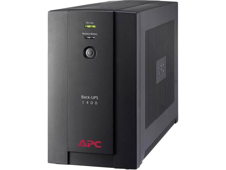 UPS APC by Schneider Electric BX1400U GR Back UPS 1400 VA