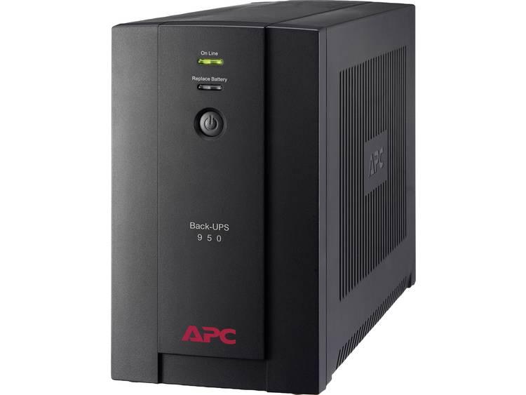UPS APC by Schneider Electric BX950U GR Back UPS 950 VA