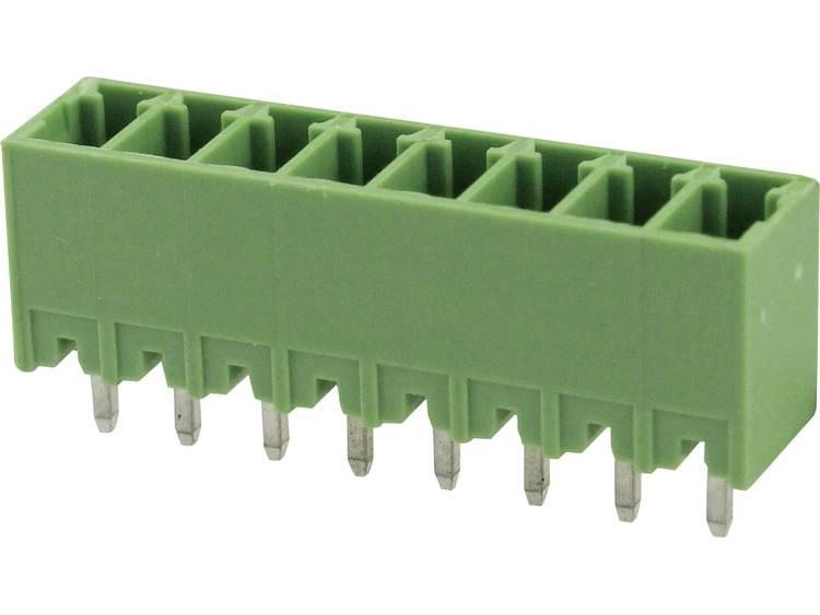 Degson Busbehuizing-board Totaal aantal polen 4 Rastermaat: 3.5 mm 15EDGVC-3.5-04P-14-00AH 1 stuks