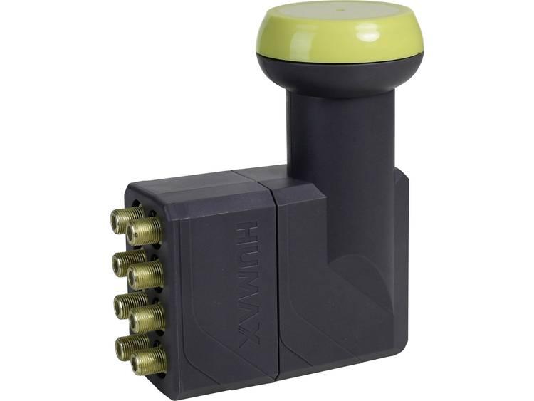 Humax 182-B Gold Octo-LNB Aantal gebruikers: 8 Feed-opname: 40 mm met switch