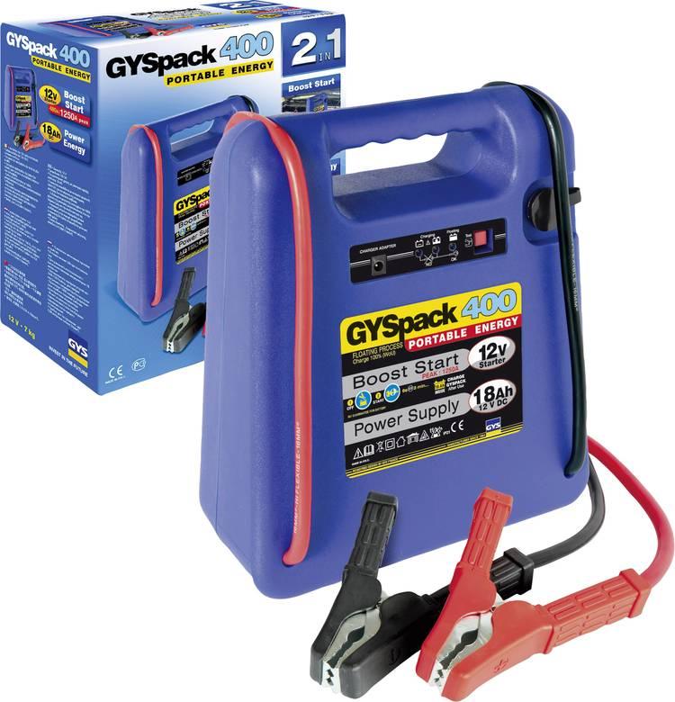 GYS PACK 400 025455 Snelstartsysteem Starthulpstroom: 480 A