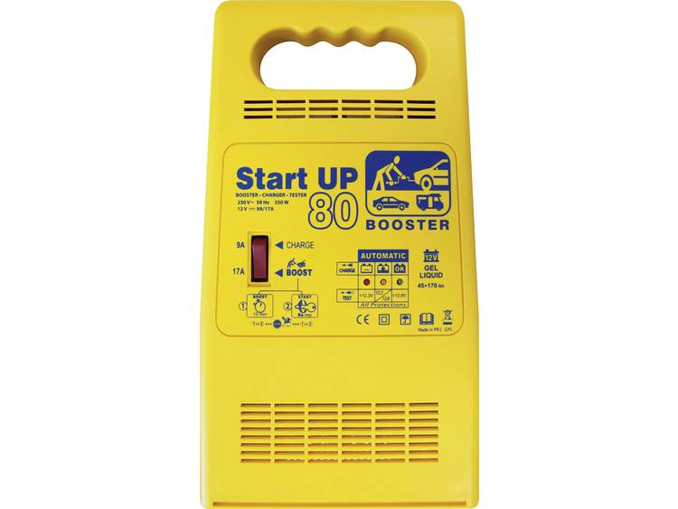 GYS Automatische acculader, Accutester, Snelstartsysteem 12 V