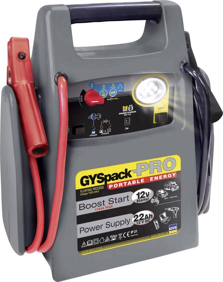 GYS PACK PRO 026155 Snelstartsysteem Starthulpstroom: 600 A