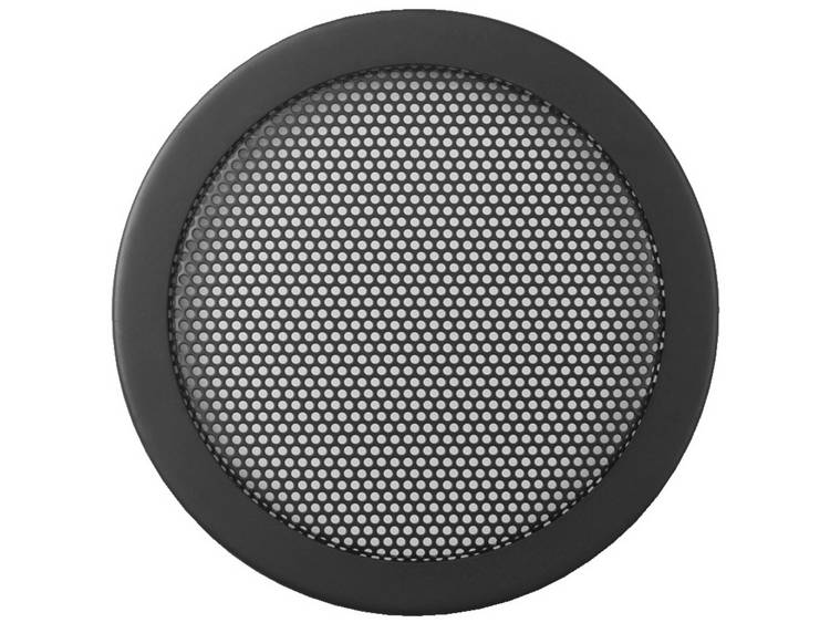Luidsprekerafdekking (Ã x h) 140 mm x 14 mm Monacor SG-100