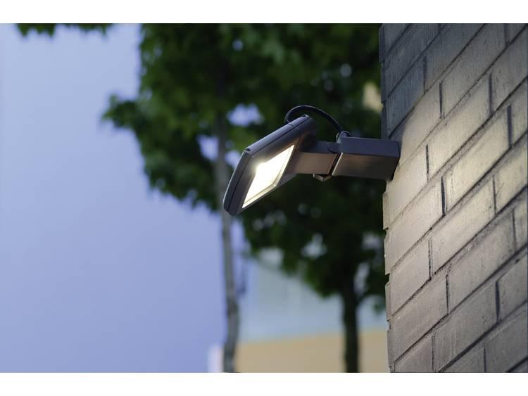 ECO-Light LED buitenschijnwerper 11 W Koud-wit Front 6229 GR