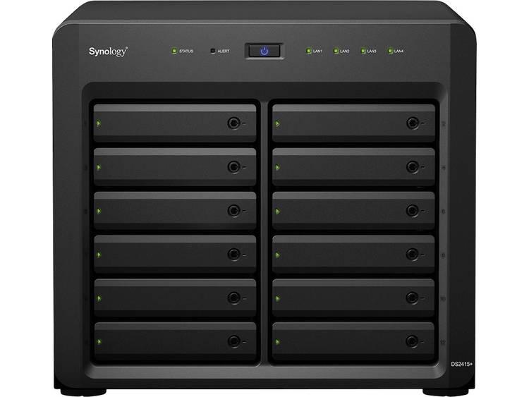 Synology DiskStation DS2415+ DS2415+ NAS-serverbehzuizing