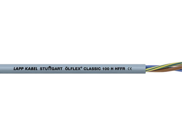 LAPP ÖLFLEX® CLASSIC 100 H Stuurstroomkabel 2 x 2.50 mm² Grijs 0014156 500 m