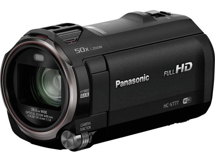 Panasonic HC-V777EG-K Camcorder 7.6 cm 3 inch 12.76 Mpix Zoom optisch: 20 x Zwart