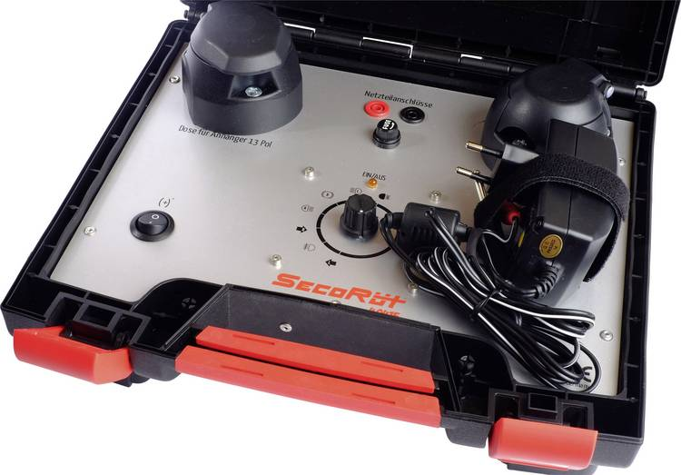 Image of Anhangerprufkoffer 12 Volt 12 V SecoRut 70415