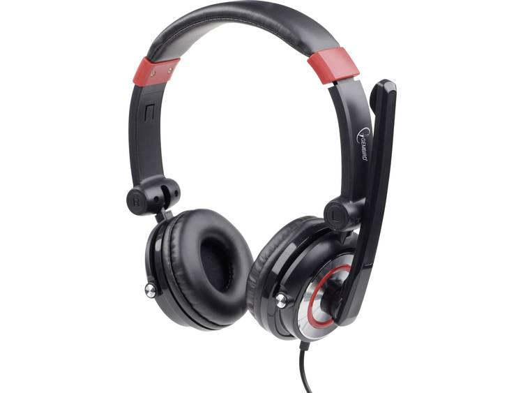 Gembird MHS-5.1-001 5.1 surround USB headset (MHS-5.1-001)