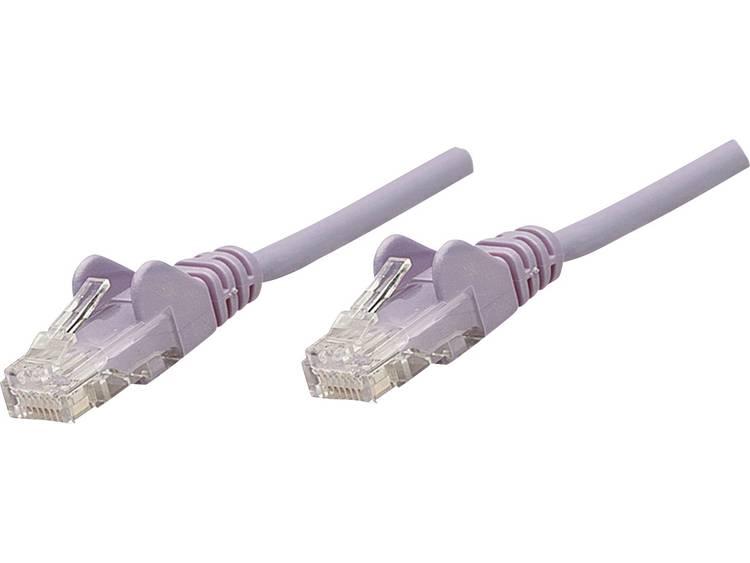 Netwerkkabel RJ45 CAT 6 S/FTP 2 m Lila Intellinet