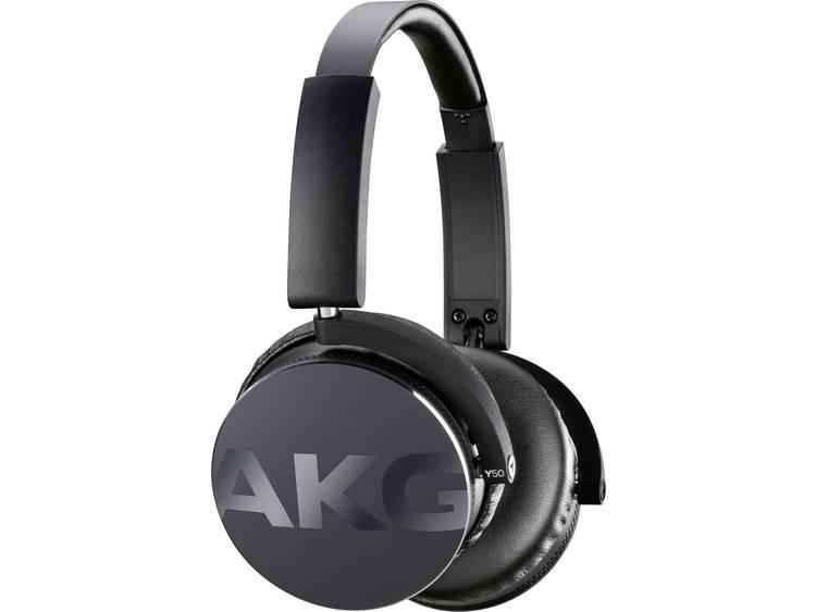 AKG Y50BLK zwart