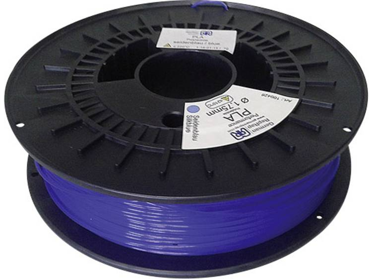 German RepRap PLA Filament 750g (1.75mm) silky blue (100426)