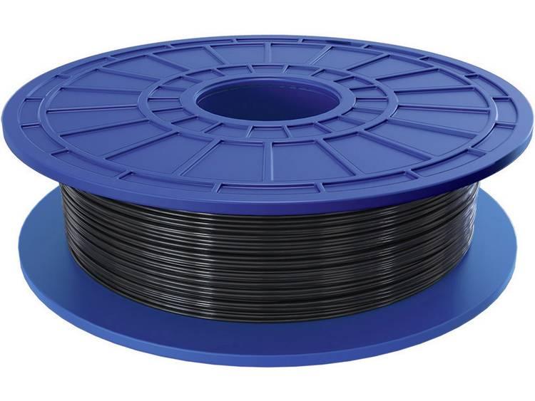 Filament Dremel 26153D02JA PLA kunststof 1.75 mm Zwart 0.5 kg