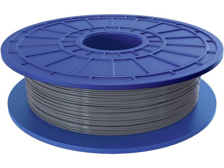 Dremel 1.75 mm PLA kunststof Filament Zilver 0.5 kg