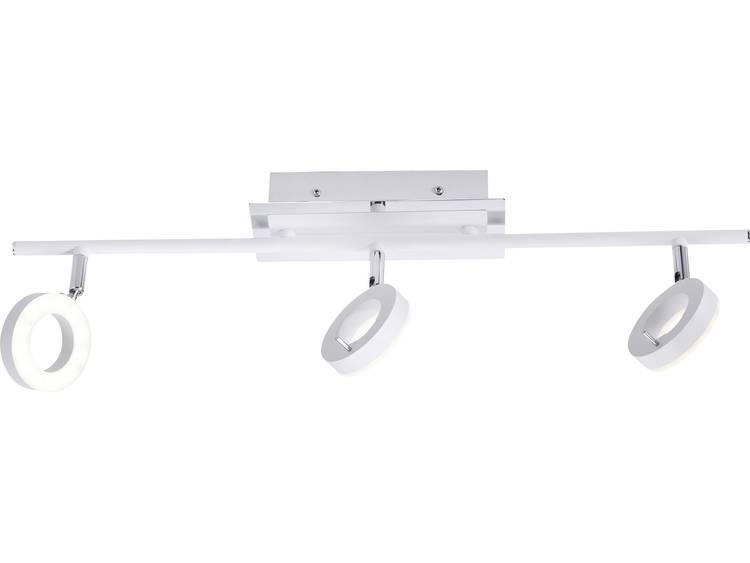 Paul Neuhaus Sileda LED plafondspot 18 W Wit