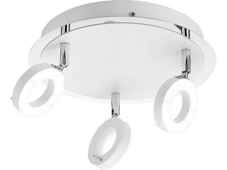 Paul Neuhaus Sileda LED badkamer plafondlamp 18 W Wit