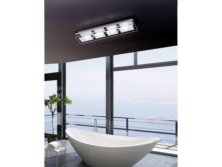 Paul Neuhaus Chiron LED badkamer plafondlamp 13.2 W Chroom