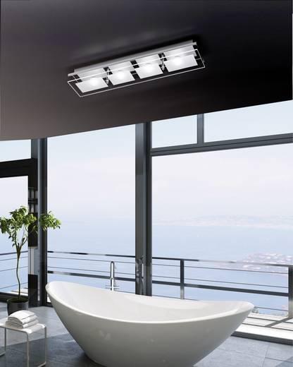 plafondlamp voor badkamer 13.2 W Warm-wit Paul Neuhaus 6897-17 ...