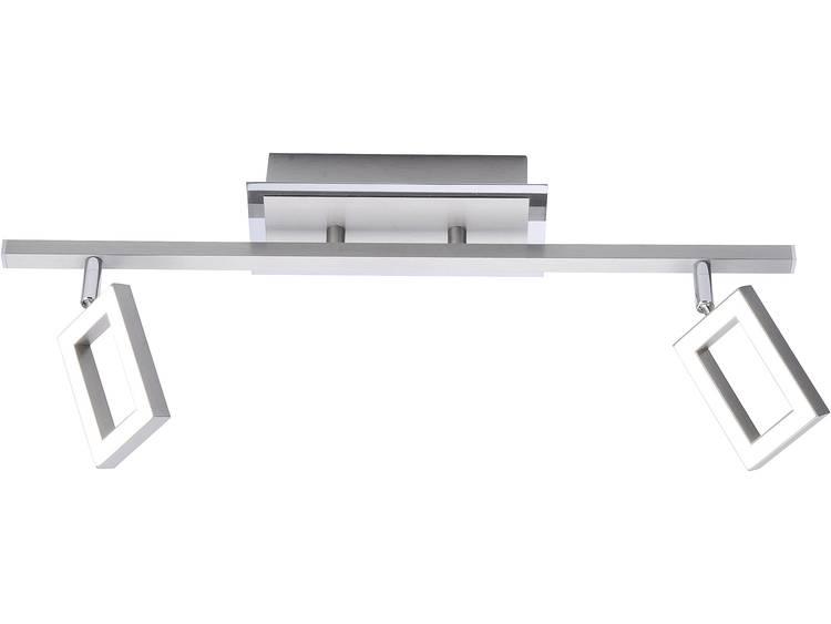 Plafonnièrre Quadratic 2 staal