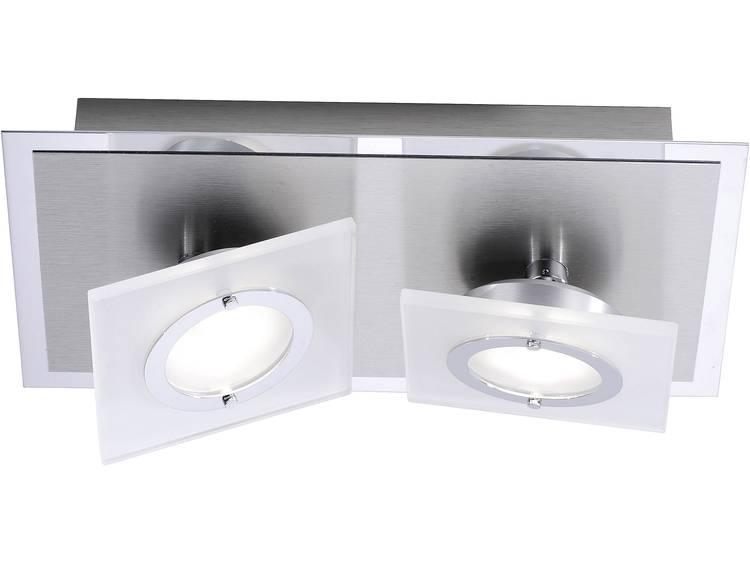 LED plafondspot 6.6 W Warmwit Paul Neuhaus Rotator 8026-95 Aluminium