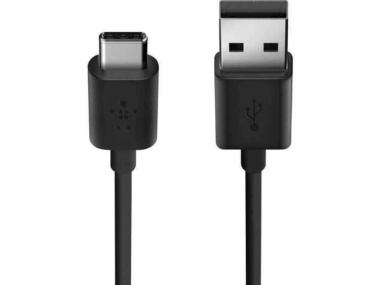 Belkin USB 2.0 USB-C to USB A (F2CU032bt06-BLK)