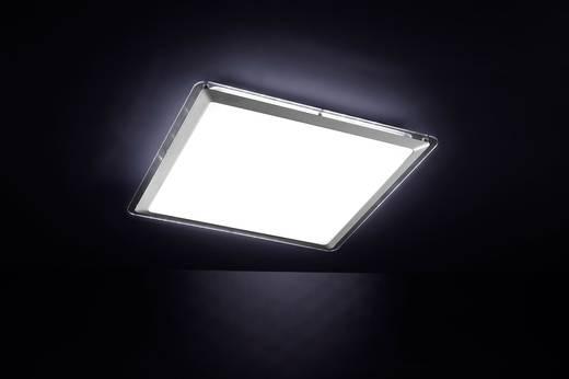 plafondlamp voor badkamer 12 W Warm-wit LeuchtenDirekt 14267-55 ...