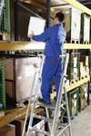 Aluminium trapladder Stabilo Professional