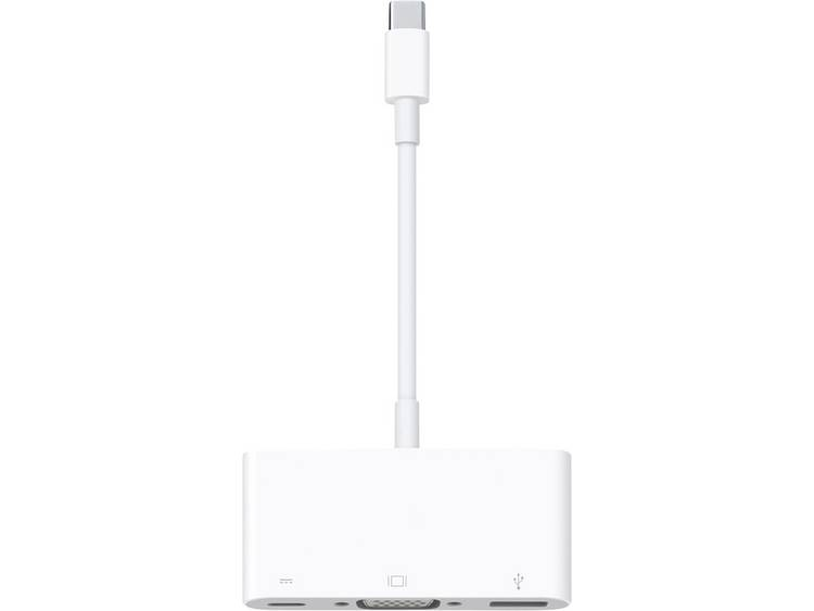 Apple USB-C VGA Multiport Adapter (MJ1L2ZM-A)