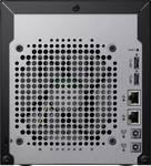 WD My Cloud EX4100 32TB NAS desktop ingebouwde ethernet-aansluiting zwart