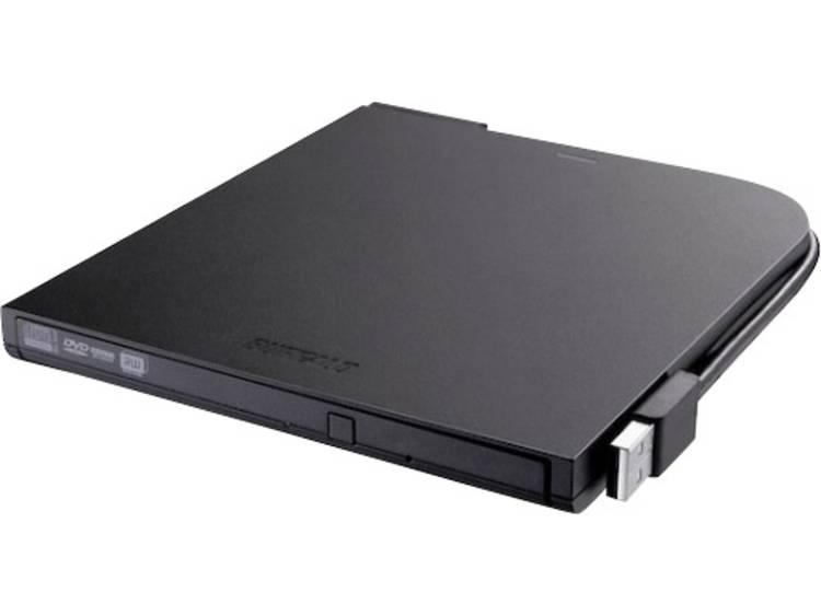 Buffalo Externe DVD-brander Retail USB 2.0 Zwart