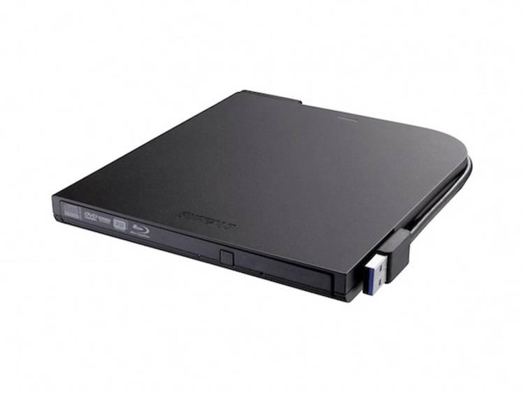 Buffalo Externe Blu-ray brander Retail USB 2.0 Zwart