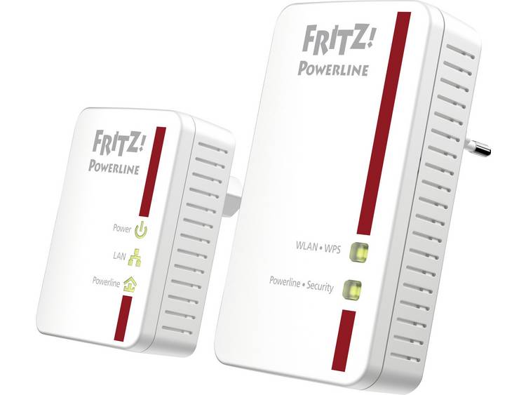 FRITZ!Powerline 540E WLAN SET Edition International